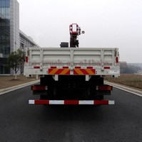 factory price truck with crane used tadano truck crane 55ton zoomlion 50t mobile truck crane