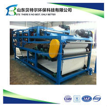 China Professional Manufacturer, Full Automatic Belt Filter Press For Sewage Treatment In Sludge Dewatering Treatment