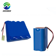 Factory 18650 1S4P 3.7V 8000Mah 8Ah Li Ion Li-Ion Lithium Battery Pack