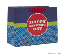 Design your own gift bag paper with square bottom for shopping