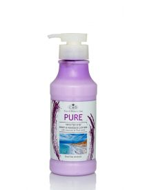 C&B Care & Beauty line - PURE Body & Massage Lotion with Lavender&Musk csent