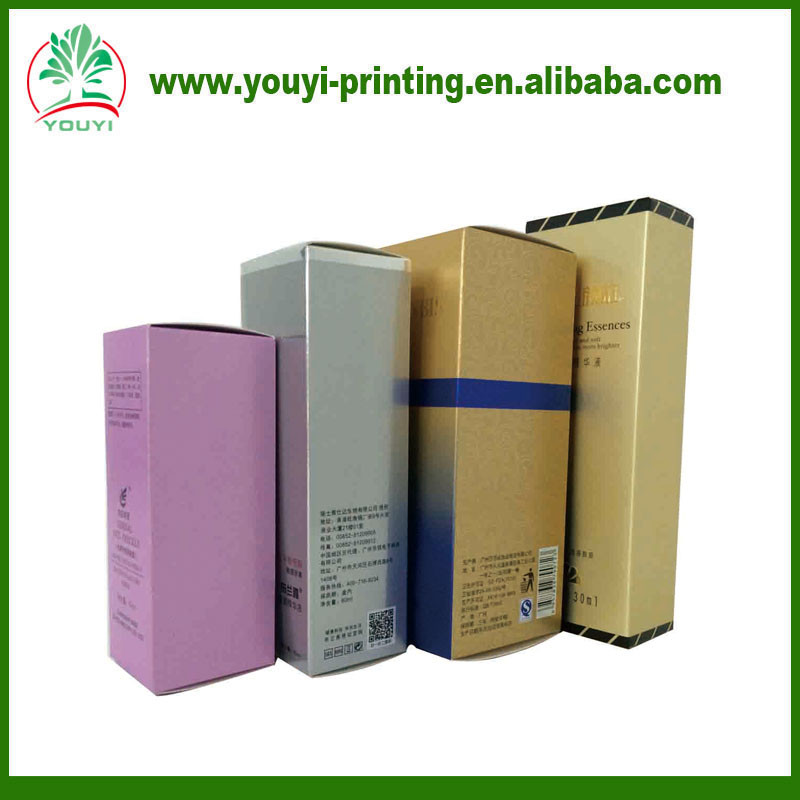 Manufacturer Professional folding box packaging