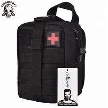 Tactical First Aid Kit Survival Kit Molle Rip-Away EMT Pouch Bag IFAK Medical