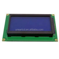 Custom 8x8/5x7/16x16 128x64 dot matrix graphic lcd display UNLCM10368