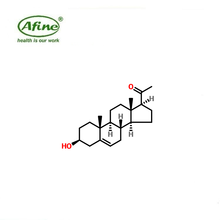 Pharmaceutical Intermediates Female Steroid Pregnenolone Hormone Powder CAS 145-13-1