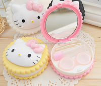 Hello Kitty Contact Lens Case Wholesale,Anime Contact Lens Case