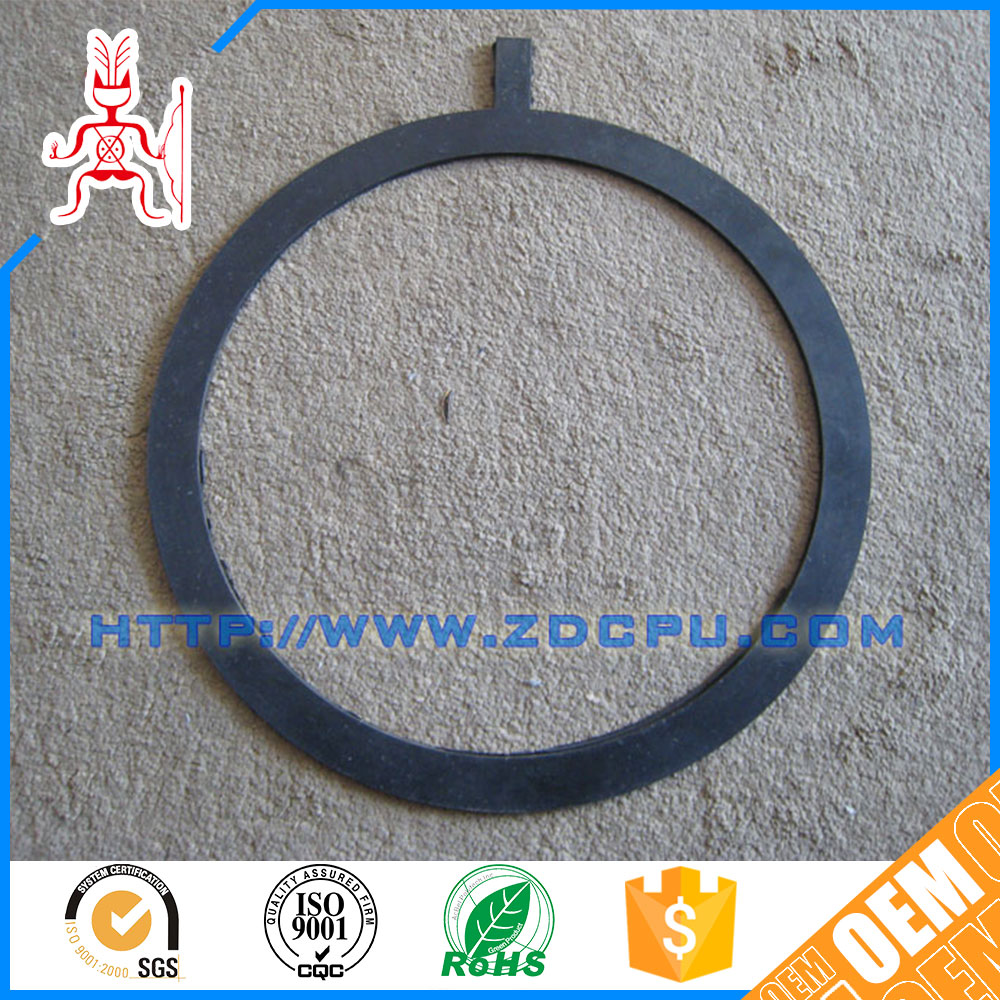 Stable quality practical viton flat rubber gasket