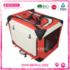 Portable soft dog crate Pet Dog Products Pet Soft Crate