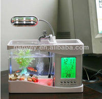 wall hanging fish tank aquarium