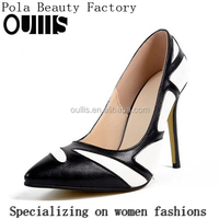 Italy designs high quality shoes women sexy shoes 2016 PF4380