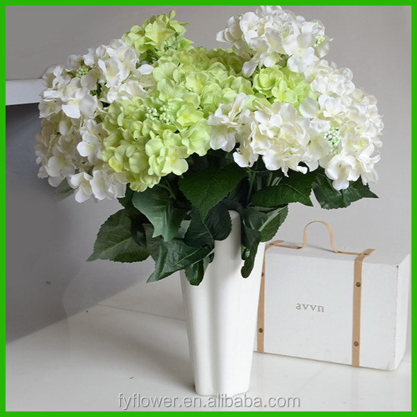 Fashion latest artificial dried hydrangeas
