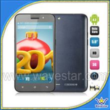 A2800 5inch cheap smartphone with dual SIM card slot