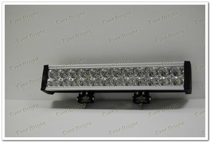 "15"" 72W 4680 LM Waterproof Led Light Bars LED Work light Offroad Lamp for tractor SUV Jeep Boat Mine Farming Construction"