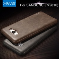 2016 New Design X-level Back Phone Cover For Samsung J7 2016