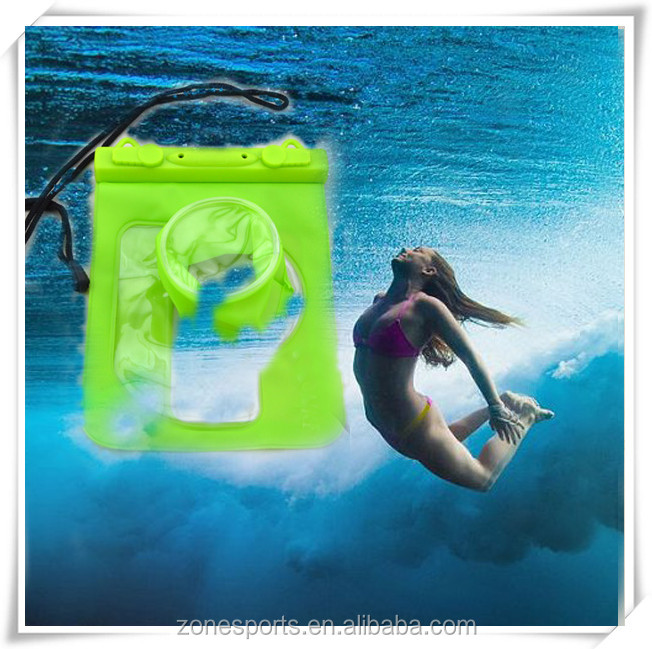 2014 hot sale pvc waterproof slr camera bag
