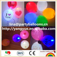 factory supply led balloon lights wholesale