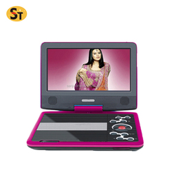 2018 cheap mini used portable dvd players with mp3 mp4