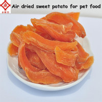 Wholesale Air Dried Sweet Potato Chips for Dog food