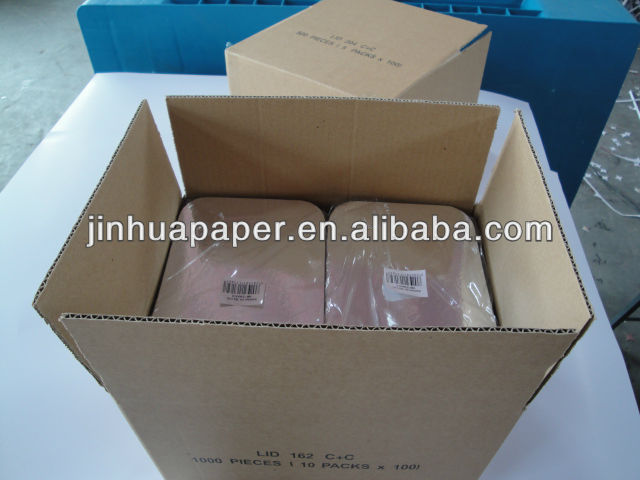 metalized laminated paper