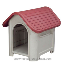 SMDH0005 factory price Plastic Dog house outdoor Pet House
