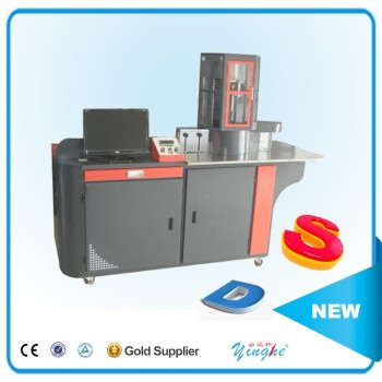 Excellent suplier channel letter bending machine