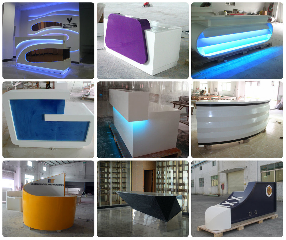 Hotel Reception Desk Designinformation Counter Design