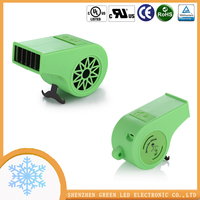 OEM logo multifunction mini fan with battery usb fan air cooling function