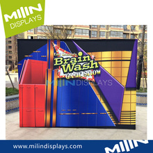 New Trends Portable Aluminum Banner Stand Advertising Display