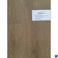 Saw cut UV lacquered Euorpean white Oak engineered wood flooring-SY8015