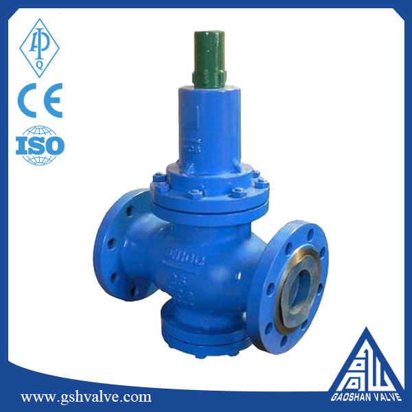 China supply pressure reducing valve/pressure relief for water
