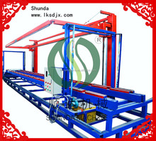 polyfoam machinery Eps panel machine