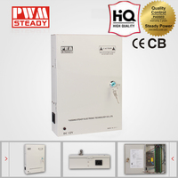 18ch 120W 12V 10A CCTV Power Box Supply For Security Camera/CCTV system/Access control system SJK-120W-18L