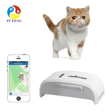 TK909 Mini GPS Tracker Locator TK909 for Small PET Dog Cat Collar attached/ Person Security GPS Tracker