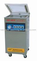 Single chamber vacuum packaging machine for frozen rabbit meat