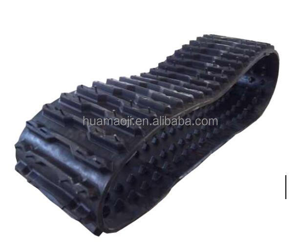 Snowmobile /Snowcat / Skidoo Rubber Track From Beijing Huamaoji
