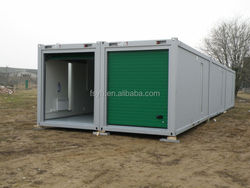 Modern container home Mobile Container Shop