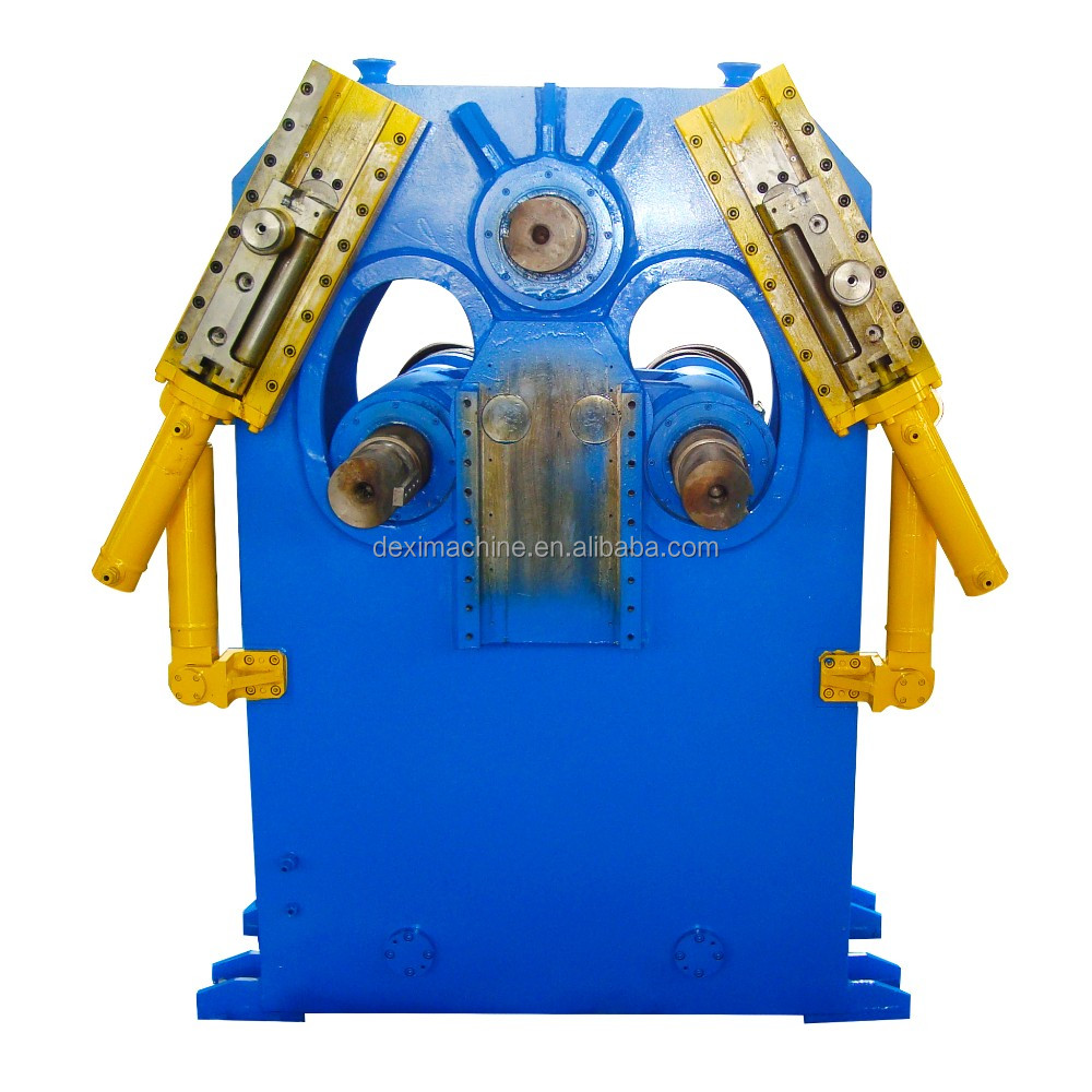 china rolling tube pipe roll bender,widely used on boiler area
