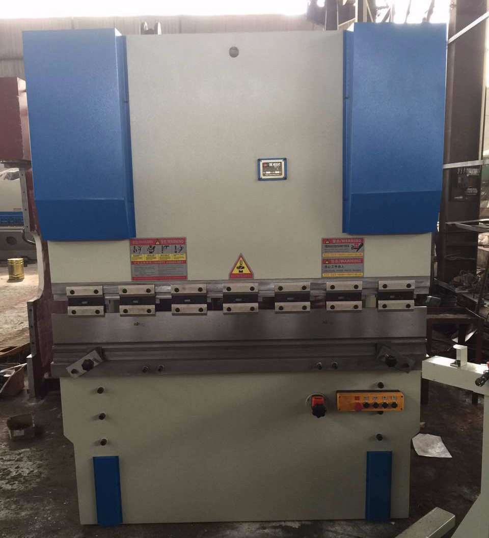 small hydraulic press brake bending machine made in china