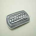 New Legend Silver Plating Irish Celtic Knot Belt Buckle BUCKLE-CH008SL