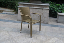 Hotsell stacking outdoor rattan chair/ high quality wicker dining chairs