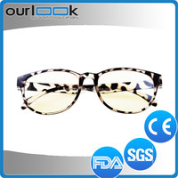 2015 New Design High Quality Safety Glasses Single Vision