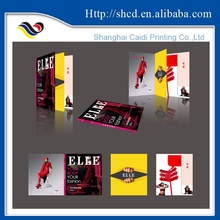 China high quality recycled hardcover paper book printing