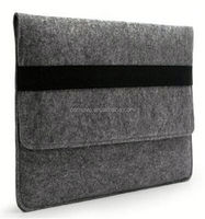 2 thickness handmade dustproof felt 9.7 inch tablet cover bags