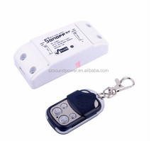 433Mhz Sonoff RF: WiFi Wireless Smart Home Receiver Remote Control diy smart home 433mhz rf switch
