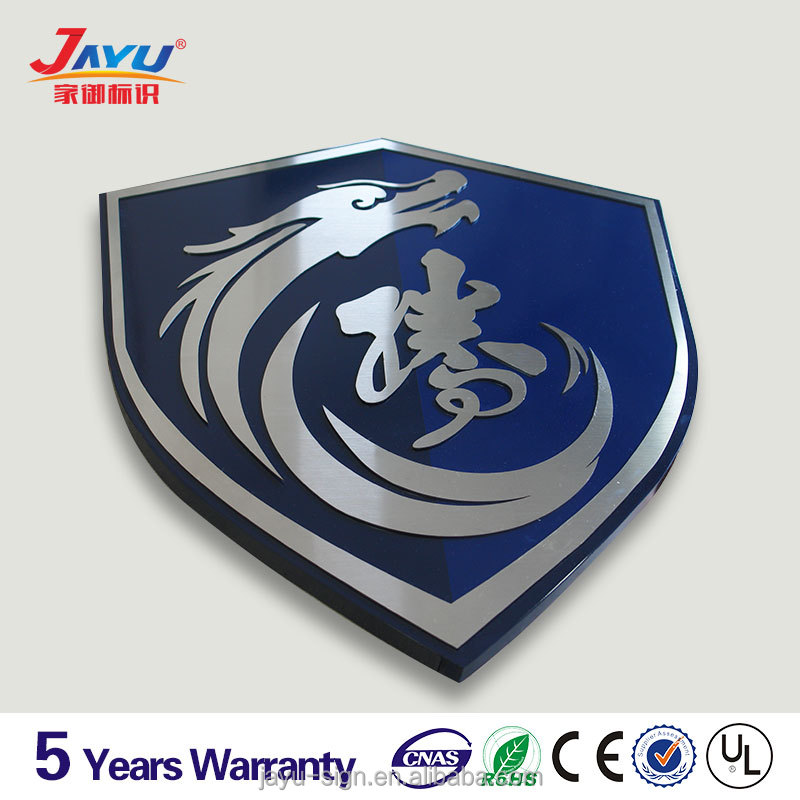 32 Years Experience Jayu Custom Badge Manufacturer