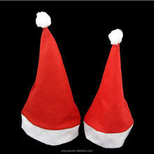 Free shipping wholesale popular christmas hat with cheap price