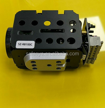 Built-in power adapter board 700tvl sony ccd zoom camera module with 30x optical focus OSD menu