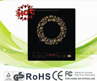 Hot seller commercial induction cooker color plate/ new induction cooker