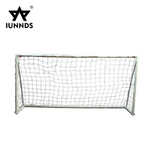 8ft x 4ft portable sports equipment 5 a side football soccer net goal for sale