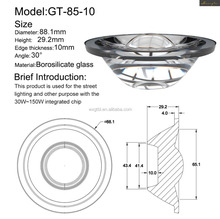 Led street light replacement lens (GT-85-10)